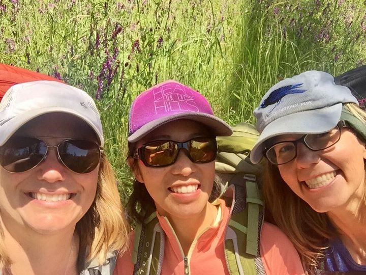 Hike Like a Girl weekend 2017