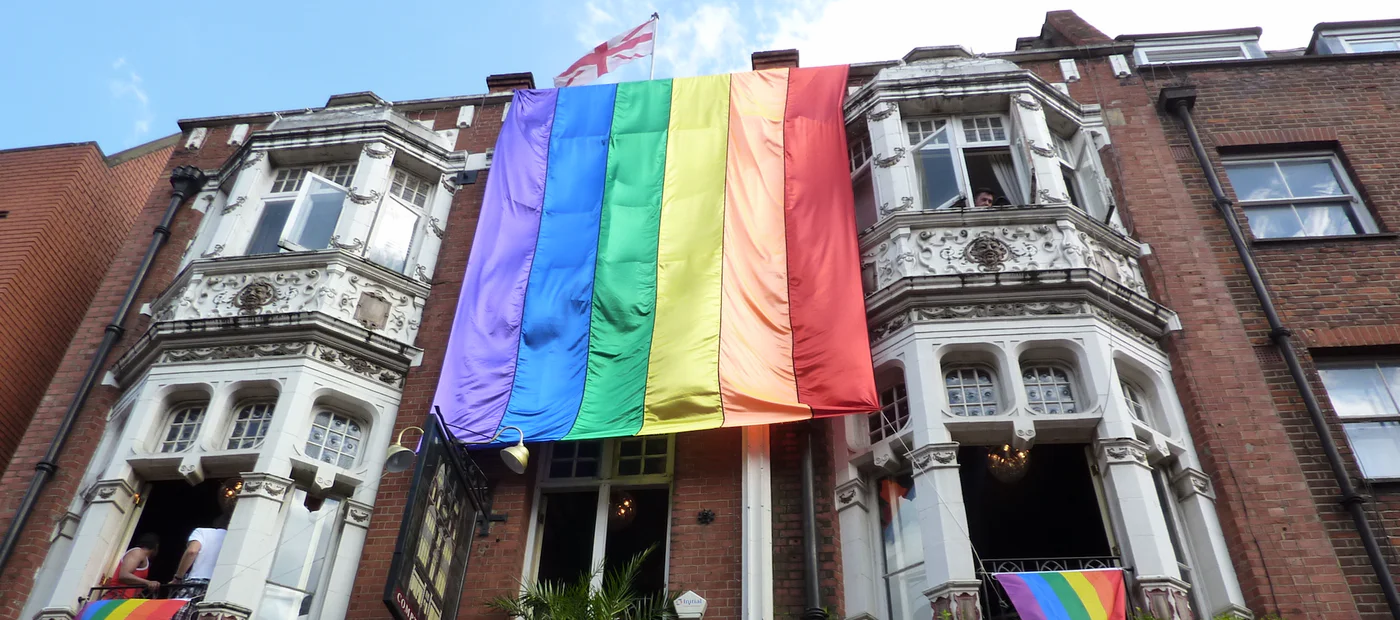 THE ESSENTIAL TOURIST'S GUIDE TO LGBT LONDON