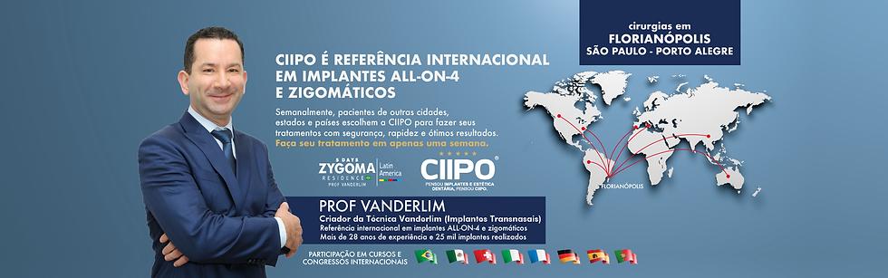 CIIPO - Banner Referência Internacional