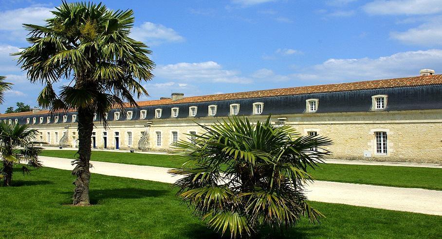 corderie royale de Rochefort sur mer