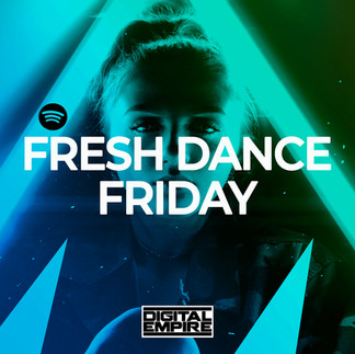 FRESH DANCE FRIDAY