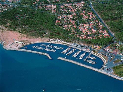 port de plaisance de la palmyre
