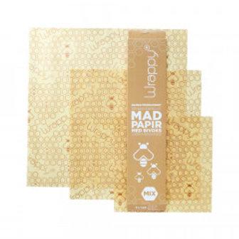 Wrappy® - genanvendelig madindpakning