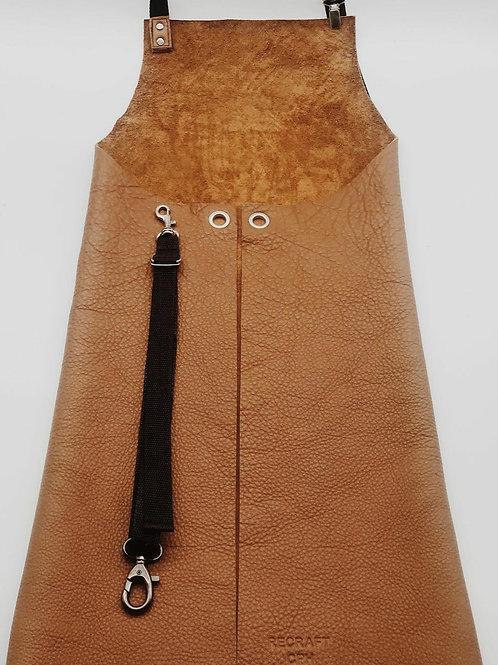 Bæredygtigt Læderforklæde - BESTILLINGSVARE