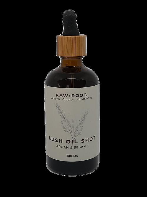 Økologisk/Vegansk Lush Oil Shot