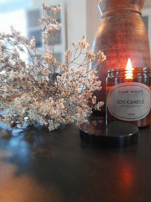 Soyalys med relaxing scent