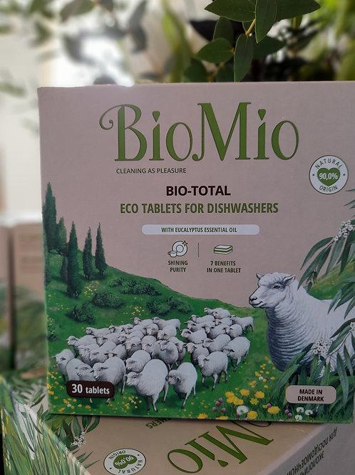 BioMio Total-opvasketabs