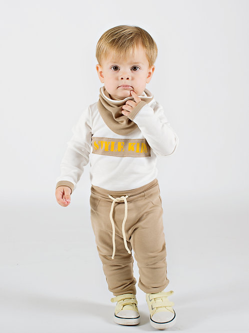 Боди для мальчика Style Kids