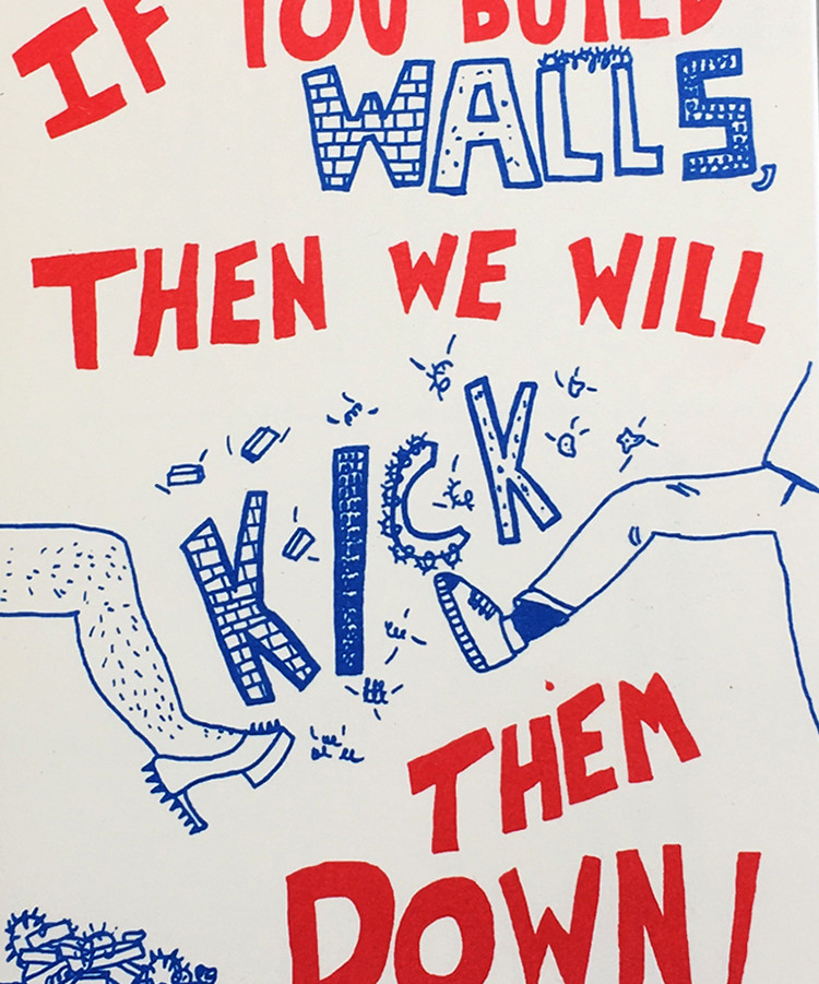 If You Build Walls