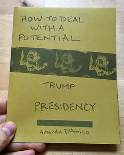 How To Deal With a Potential Trump Presidency