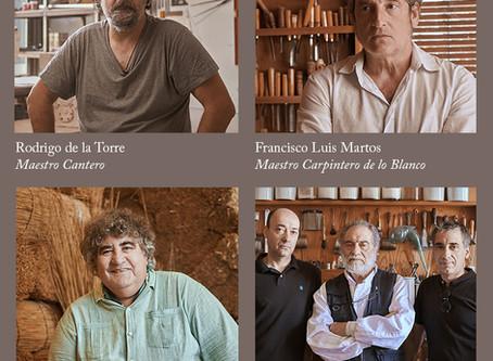 Filántropo norteamericano premia la labor de cuatro artesanos españoles con 40.000€
