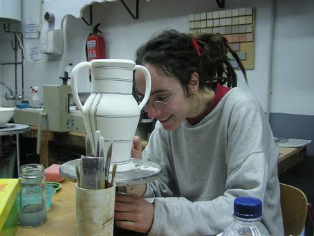 Aprendiz seleccionada para la beca de formación: Noelia García
