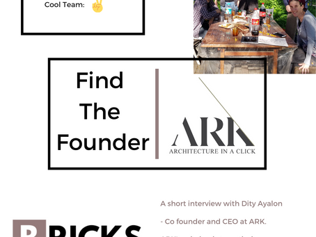 Find the Founder- Meet ARK