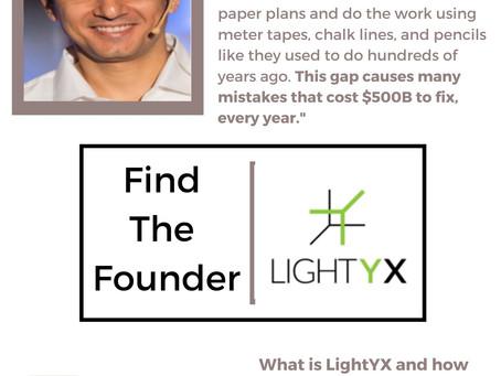 Find the Founder - Meet LIGHTYX