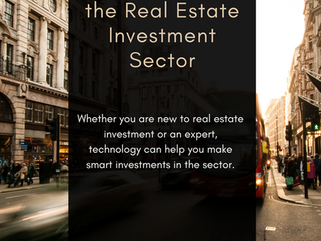 How Technology Can Help Real Estate Investment Sector