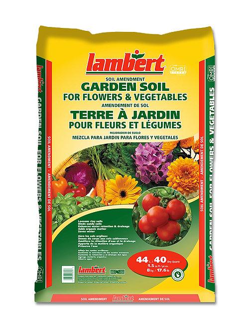 Organic Garden & Vegetable Soil