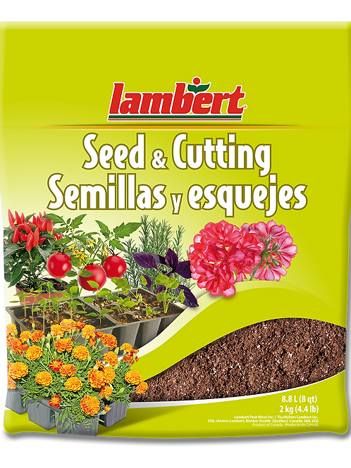 Seed Starter and Cutting Mix