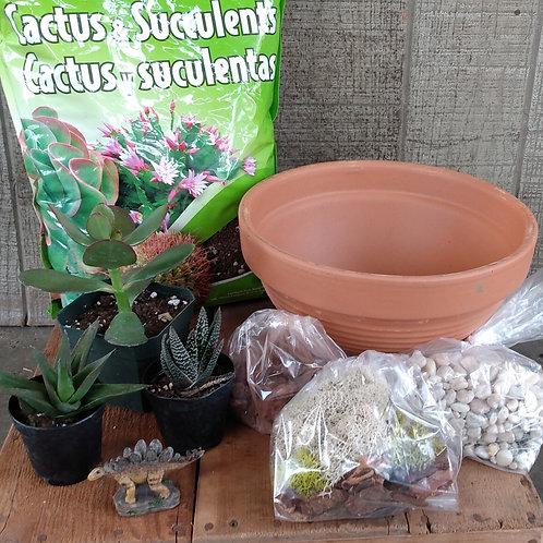 Dish Garden Kit