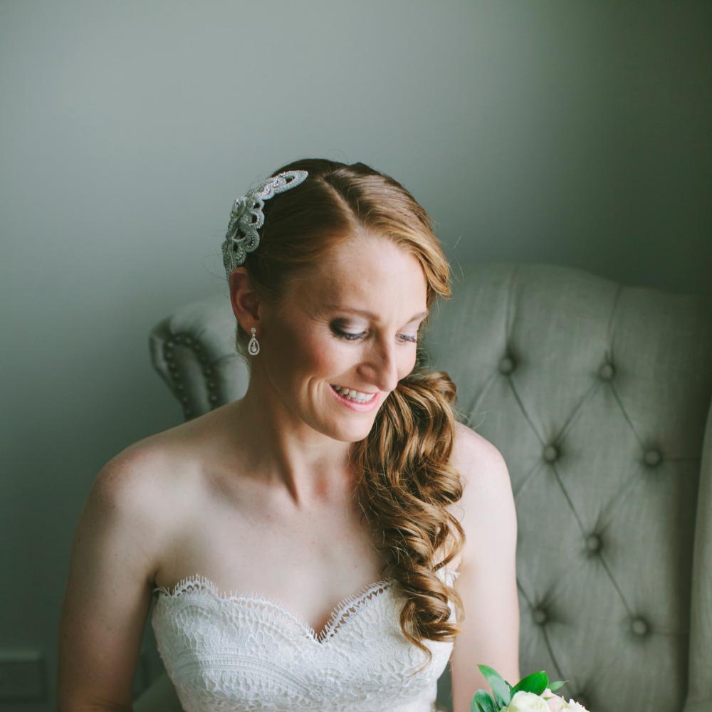 Airbrush wedding bridal makeup
