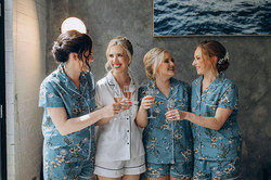 Wedding bridal party bridesmaids - Grafe