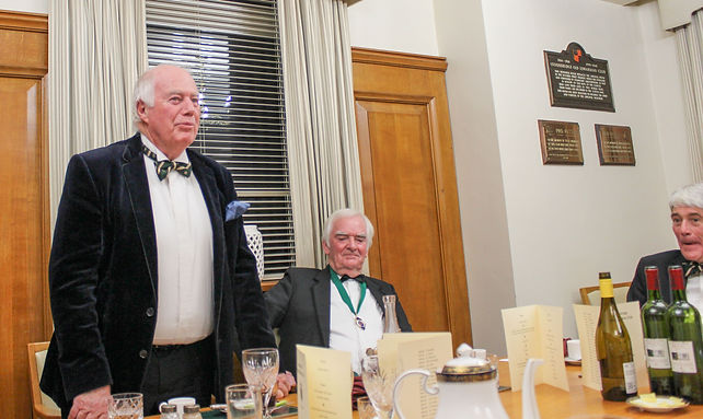 Past Presidents' Dinner 2019