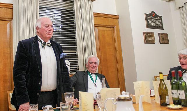 Past Presidents' Dinner 2019