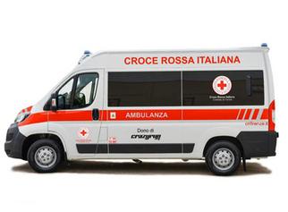A fianco della Croce Rossa Italiana