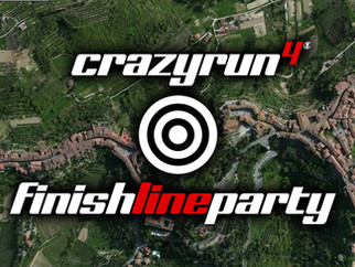 Finish Line Party: UNMISSABLE!