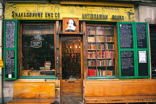 Shakespeare Book Store