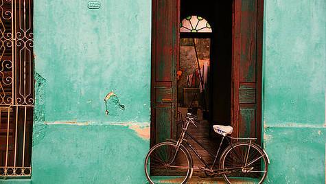 Waiting Bicycle