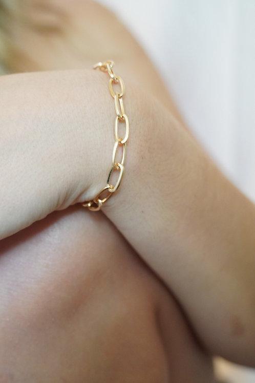 Gold Stacking Bracelets