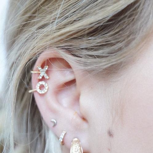 XO Ear Cuff