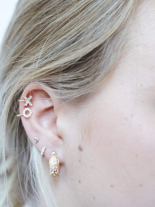 Lavender Love Earrings