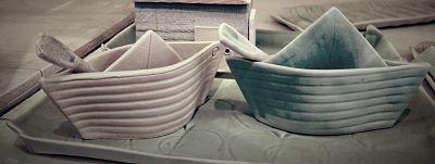 #CeramicBoat | סירה