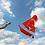Thumbnail: #Sailboat Kite Flame - עפיפון ספינת מפרש