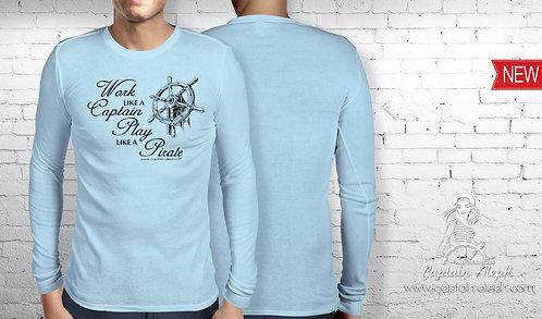T-Shirt Captain Aleph #291 חולצות מודפסות