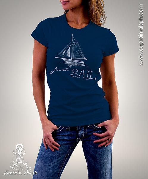 T-Shirt Captain Aleph 1265 חולצות מעוצבות