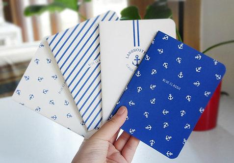 Notebook            -             מחברת לאוהבי ים