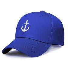 Anchor Skipper Cap | כובע לסקיפר