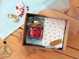 מתנות מעוצבות שנעשו עם אהבה לים...