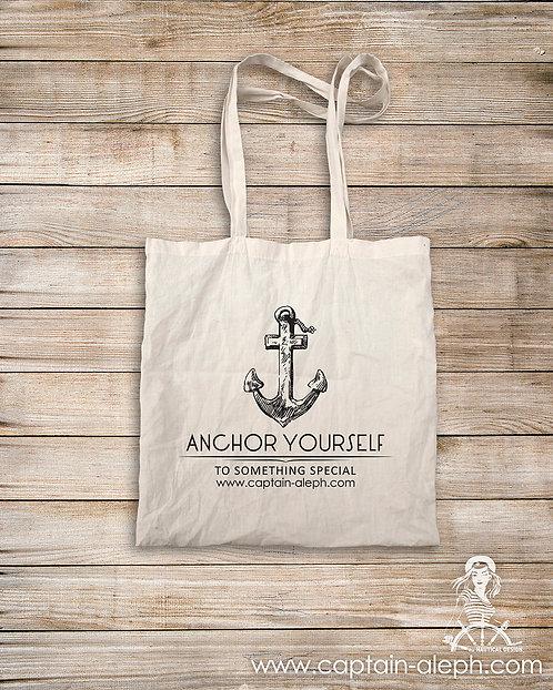 Nautical Bag Anchor תיק מעוצב