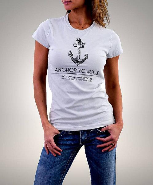 T-Shirt Captain Aleph #1259