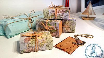 Thank you Gift - מתנה עם מסר אישי