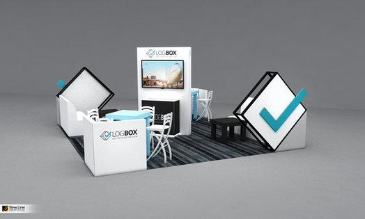 עיצוב ביתני תערוכה