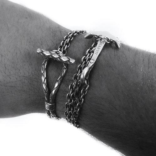Anchor Chain Bracelet צמיד עוגן
