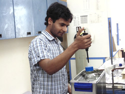 Wet Chemical Lab