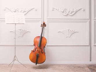 The New Cello Cometh! Maybe.