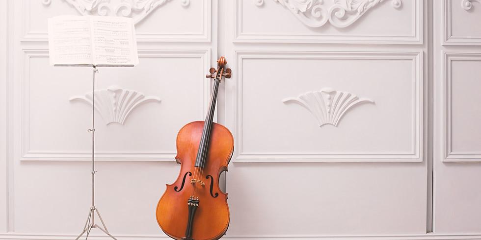Lake Norman Philharmonic Camerata  Strings @ Charles Mack