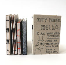 recycled notebooks