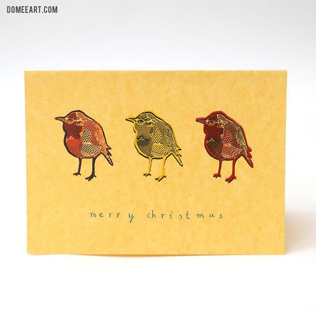 more robins